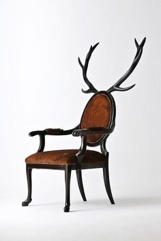 Unique and Elegant Chair in Zoomorphic Design – Hybrid Chair - The Great Inspiration for Your Building Design - Home, Building, Furniture and Interior Design Ideas Chair Design, Furniture Design, Building Furniture, Outdoor Furniture, Funny Furniture, Unique Furniture, Home Interior, Interior Design, Console Design