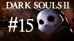 Dark Souls 2 Gameplay Walkthrough w/ SSoHPKC Part 15 - The Pursuer Demolishes Me