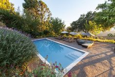 Wine Country Estate + Suite, Pool, Great for Groups! Rural Retreats, Country Estate, Pool Designs, Wine Country, Outdoor Pool, Ideal Home, Beautiful Homes, Swimming Pools, Cottage