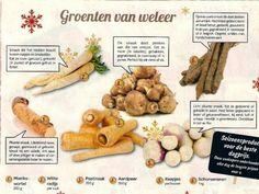 Vergeten groenten | Smulweb.nl