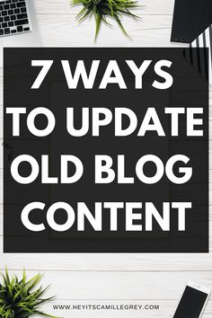 7 Ways To Update Old