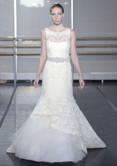 Lace Bridal Dresses: WYSTERIA - Rivini by Rita Vineris