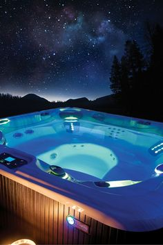 The ultimate hot #yoga is done in a hot tub! #wellness