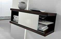 Modern előszobafal - www.montegrappamoblili.hu Floating Nightstand, Floating Shelves, Desk, Modern, Table, Furniture, Home Decor, Floating Headboard, Desktop