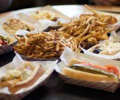 Best French Fries in the U.S.: Hot Doug's, Chicago