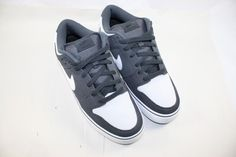 best sneakers 0251a 5ae10 BRAND NEW NIKE DUNK LOW LR SIZE 11 ANTHRACITE WHITE GREY BLACK 487925 010   Nike