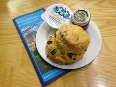 4.5 out of 5 for the Wightwick Manor scone!