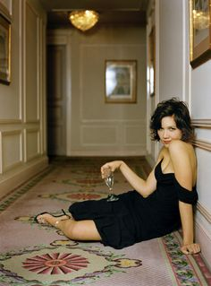 Maggie Gyllenhaal - love her in the movie, 'Secretary' with James Spader.