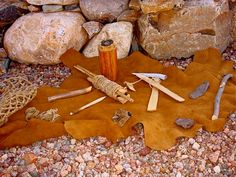 Stone-Age Survival Kit