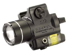 Streamlight TLR-4 G Compact Weaponlight w/ Green Laser