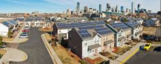 Solar energy and affordable housing - What a great combination!