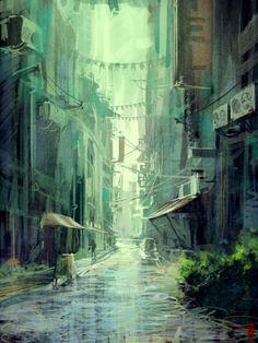 RHADS_07 Digital Painting