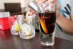 Λικέρ πορτοκάλι, της γιαγιάς Στέλλας Pint Glass, Beer, Sweets, Drinks, Tableware, Recipes, Food, Lemon, Root Beer