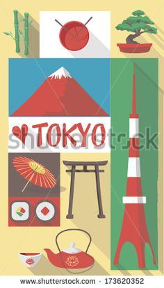 stock-vector-japanese-cultural-icons-on-travel-poster-city-symbols-for-postcards-cardboards-posters-173620352.jpg (269×470)