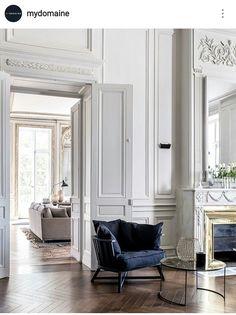 Klassieke houten vloer