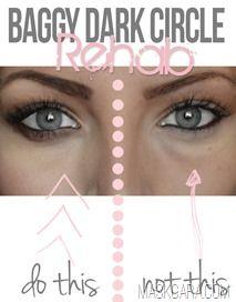 Maskcara Makeup Makeover