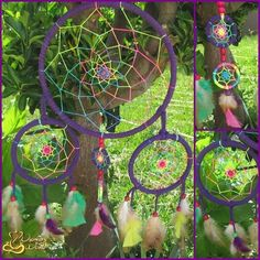 Dreamcatcher: 30cm in diameter Price: MP  Accepted orders.