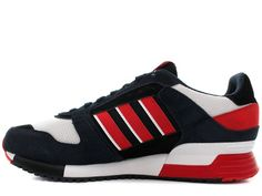 the latest bf37c cb416 Adidas Originals ZX 630 hombres Clásico Sneakers Azul tinta rojo Negro  D67741