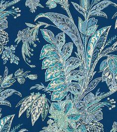 Tommy Bahama Outdoor Fabric 54\u0022-Cayo Vista Riptide,