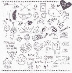 Valentine's Love Pack - Illustrations - 4