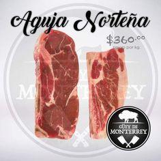#AgujaNorteña corte de carne para asar de Monterrey en Cancún. #GueyDeMonterrey.