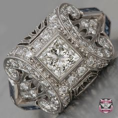Just WOW! If you LOVE some Antique Jewelry GOOODNESS like I do~~ CHECK OUT THIS SITE!!! DROOL!!!;)