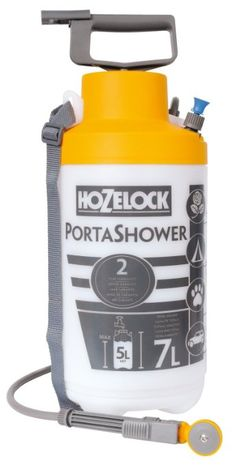 Hozelock 4in1 Porta Shower - excellent alternative to tap for the kitchen area!