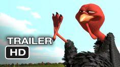 Free Birds Official Trailer