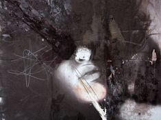 Jessica Rimondi – Where you are n4 – serie / Mixed media art