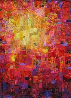 Carol Taylor ~ fiber art quilt   ❀ ~ ◊  photo 'carol taylor quilts' via 'hudson river valley art workshops'