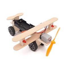 Double Lantern Electric Taxiing Aircraft Kit – STEM Toys Best