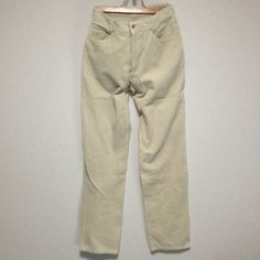 STONE ISLAND SNOW WHITE CORDUROY PANTS Size: 50 (Italian) Made in ITALY