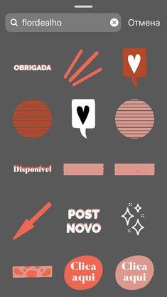 Instagram Blog, Instagram Emoji, Instagram And Snapchat, Instagram Story Ideas, Creative Instagram Photo Ideas, Instagram Photo Editing, Instagram Frame, Instagram Highlight Icons, Photos