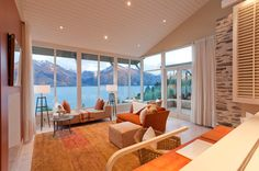 New Zealand's natural bounty beckons us into the great outdoors, but travelers don't need to rough.  The answer is NZ's Top 5 Ultra-Luxe Lodges