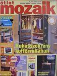 Ötlet Mozaik 1998-2000. (vegyes számok) (15 db) Baseball Cards, January