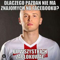 Pazdan Soccer Memes, Super Sport, Poland, Haha, Baseball Cards, Humor, Facebook, Instagram Posts, Sports