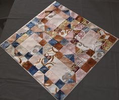 Workshop jelly roll quilt