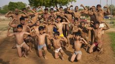 India's Village of Musclemen