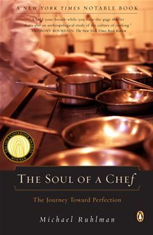In his second in-depth foray into the world of professional cooking, Michael Ruhlman journeys into the heart of the profession. Observing the rigorous Certified Master Chef exam at the Culinary…  read more at Kobo.