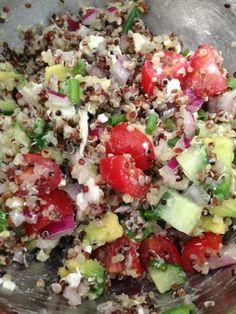 Quinoa & Chicken salad