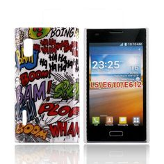 StoryLine (BOOM) LG Optimus L5 Deksel