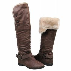 Adorable boots from Famous Footwear. Only $35!! 61% reduction from original price! These will be mine!