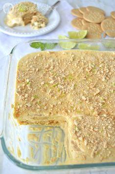 Lemon Desserts, No Bake Desserts, Easy Desserts, Pie Dessert, Eat Dessert First, Puff Pastry Recipes, Desert Recipes, Sweet And Salty, Gourmet