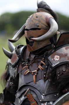 orc chieftain by ~BloodworxSander on deviantART