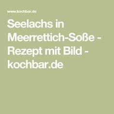 Seelachs in Meerrettich-Soße - Rezept mit Bild - kochbar.de