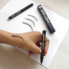 Practice makes perfect!👆Have you tried ourStroke a Brow Feathering Pen? Now available online at @ultabeauty. Ardell Lashes, Have You Tried, Straightener, Brows, Beauty Makeup, Eyebrowns, Eye Brows, Makeup, Eyebrows