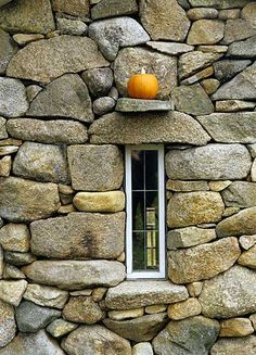 Lew French Stone Window  Detail