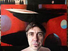 PORTRAIT ON THE BACKGROUND IMAGE 2015 ( PHOTO )