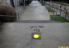 Cool Street Art from Paris by Oak Oak, Part 2 – Earthly Mission