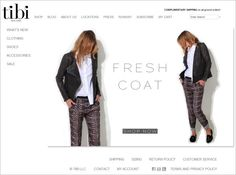 Tibi on Magento Ecommerce, Shop Now, Coat, Blog, Jackets, Shopping, Accessories, Clothes, Fashion